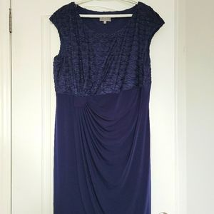 Navy blue Special occasion dress